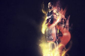 Illustration for article titled Dwyane Wade Thinks LeBron James Has Handled Himself Very Well This Summer