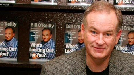 Bill O'Reilly Didn't Harass Me, But His Viewers Did