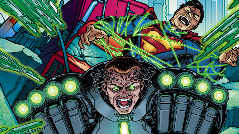 Illustration for article titled Supergirl and Superman Will Beat the Crap Out of Metallo in Season 2