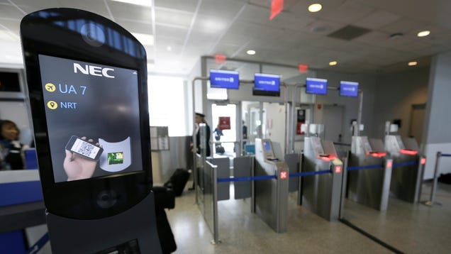 Creepy Airport Face Scans Like China s Aren t Just Coming to America—They re Already Here