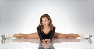 Illustration for article titled Sasha Cohen Is Here To Save America's Gold