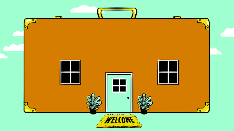 Illustration for article titled How To Make Your Vacation Rental Feel Like Home