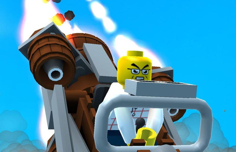 Illustration for article titled LEGO Universe MMO Log One: Some Assembly Required