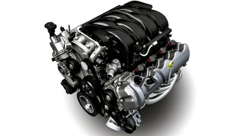 Illustration for article titled What Engine Has Been Shared By The Most Automakers?