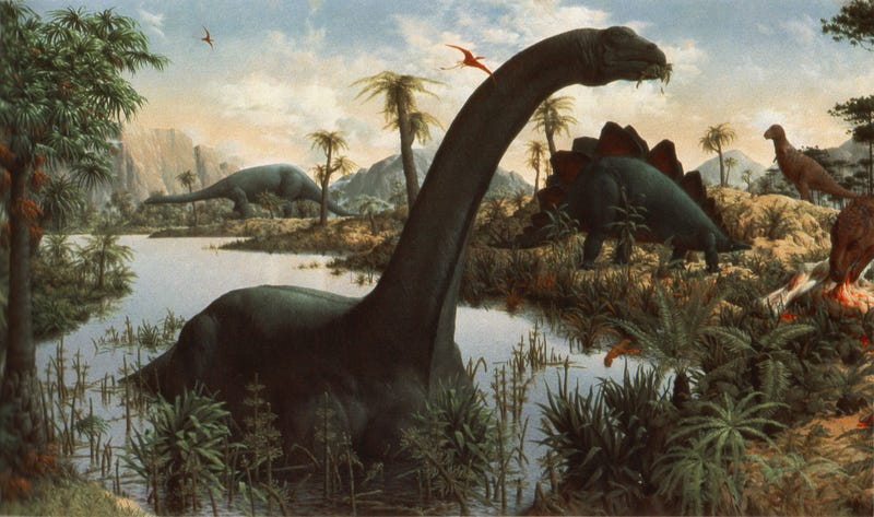 Illustration for article titled Brontosaurus Is the Most Amazing Dinosaur Who Never Existed
