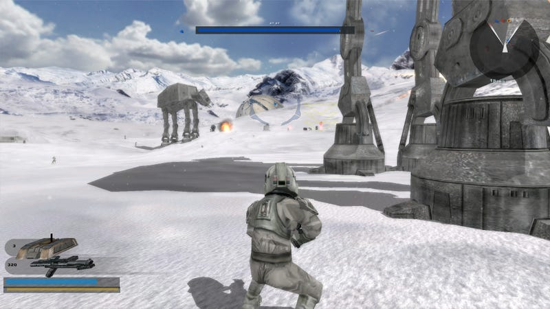 Illustration for article titled Players Slam Classic Star Wars: Battlefront 2 PC's Servers After Online Multiplayer Returns