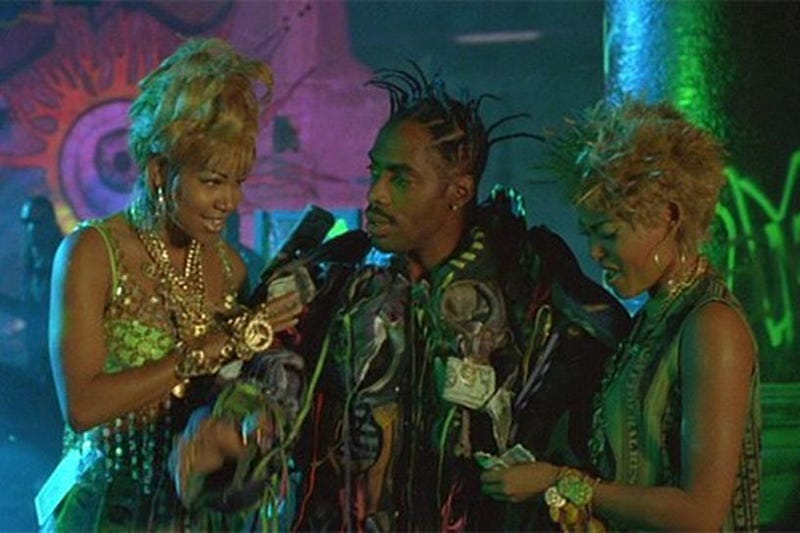 Illustration for article titled Coolio Almost Played Scarecrow in a Schumacher Batman Movie, and We Are Losing Our Damn Minds