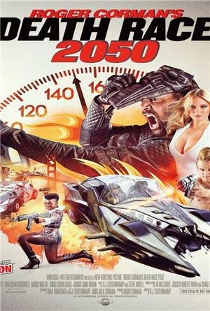 Illustration for article titled I Watched Death Race 2050 So You Don't Have To.
