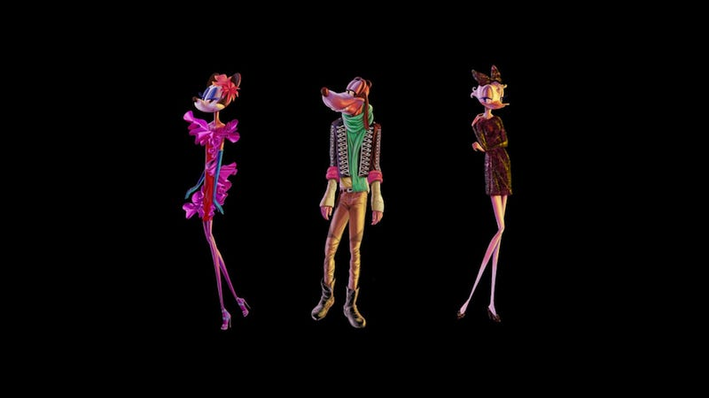 Illustration for article titled Celebs Join the Fight Against Barneys' Skinny Minnie Holiday Windows