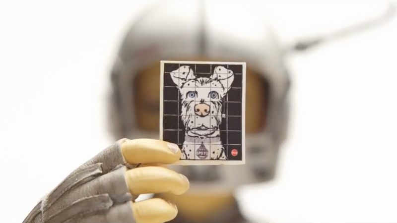 First trailer for Wes Anderson's stop-motion adventure film, Isle Of Dogs