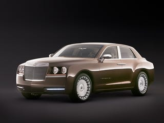 Illustration for article titled Report: Imperial to Be New Chrysler Flagship, For Real