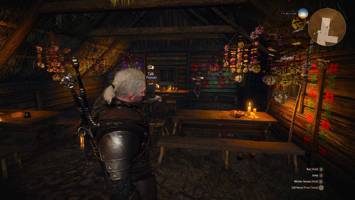 Every Bar In The Witcher 3, Reviewed