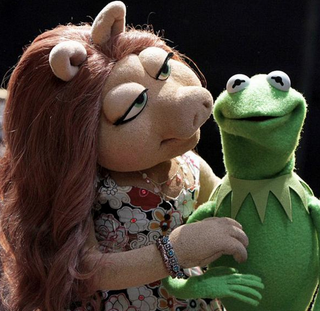 Denise and Kermit the FrogTwitter