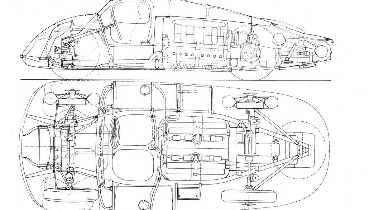 Cars With More Than 12 Cylinders 14 16 18 20 And Beyond Packard Cyl Engine Diagram