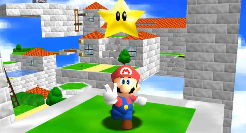 Illustration for article titled Baten un nuevo récord mundial en completarSuper Mario 64