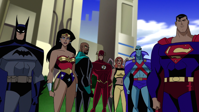 DC s Animated Justice League Is Getting Its Own Comic