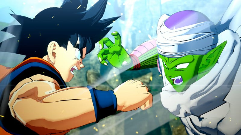 Illustration for article titled Dragon Ball Z: Kakarot Gets The Anime Right, Down To The Unbalanced Showdowns