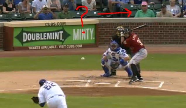 baseball hookup analogy