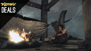 Illustration for article titled Tomb Raider For $9, Black Flag for $30, iPad Air [Deals]