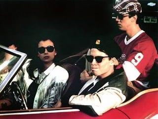 Illustration for article titled Ferris Bueller's Faux Ferrari California For Sale In London