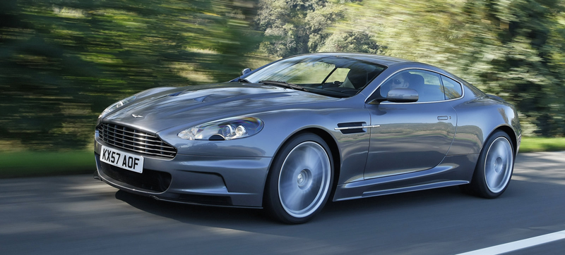 You Can Buy A Brand New Aston Martin DBS For 200k Off Its