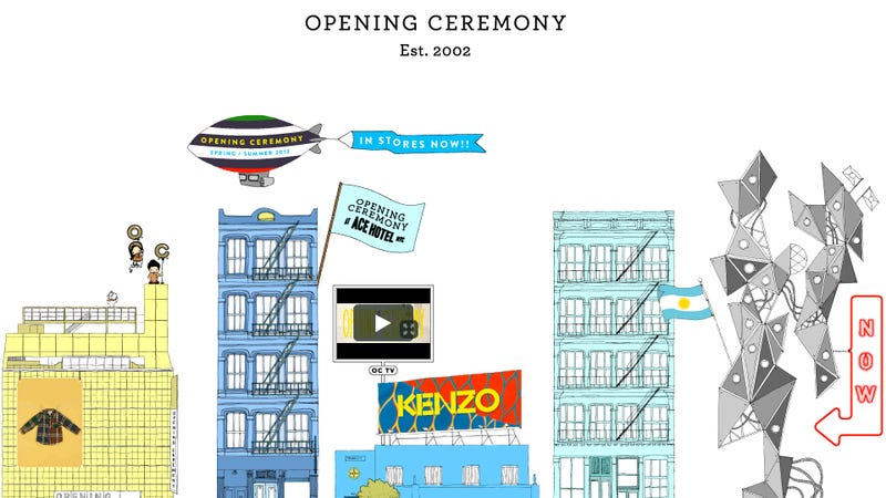 Illustration for article titled Opening Ceremony Hacked, Customer Credit Card Data Compromised for Months