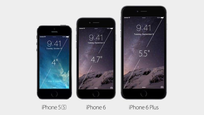 Illustration for article titled Esto es lo que opinas tú sobre el iPhone 6, el 6 Plus y el Apple Watch