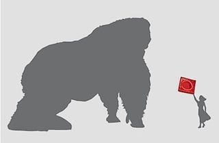 Illustration for article titled Mutant Monkeys Get Busy