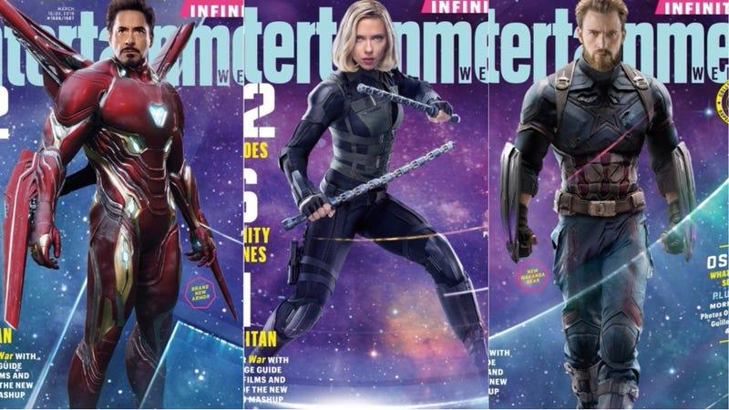 Illustration for article titled Descubre el aspecto que tendrán los Avengers en Infinity War con la galería de fotos más detallada hasta ahora