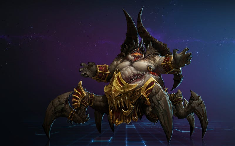 Illustration for article titled Heroes Of The Storm Could Use Some Better Skins