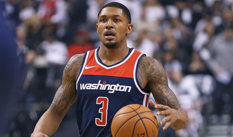 Illustration for article titled Bradley Beal Says Scott Brooks Apologized To Him For His Role In Beal's Dreadful Playoffs
