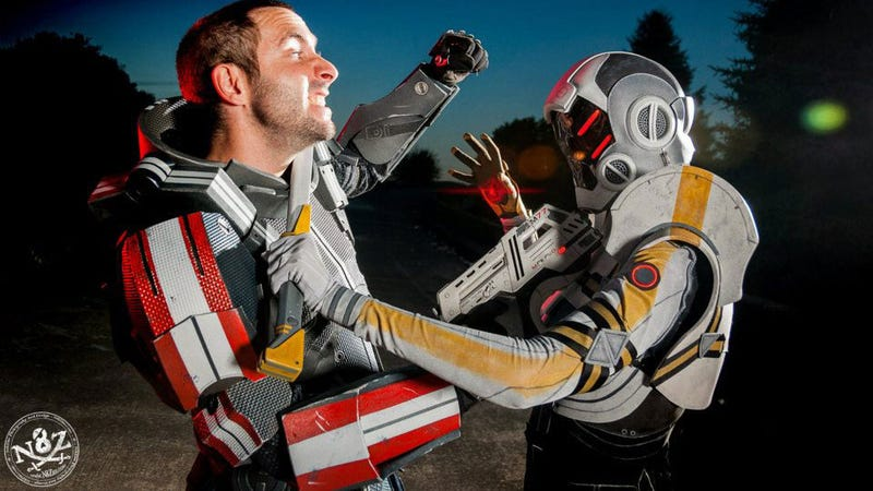 Illustration for article titled These Amazing Mass Effect 3 Costumes Are on Their Way to DragonCon
