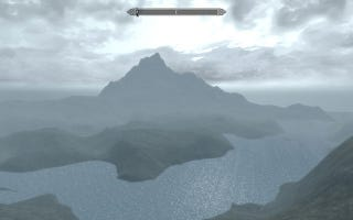 Illustration for article titled Why You Can See Morrowind From Skyrim