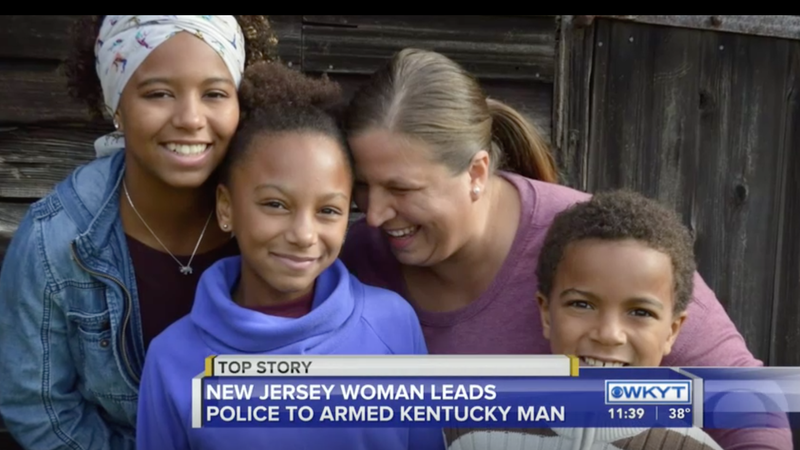 Illustration for article titled NJ Mom's 911 Call About Racist Man Prevents School Shooting in Kentucky