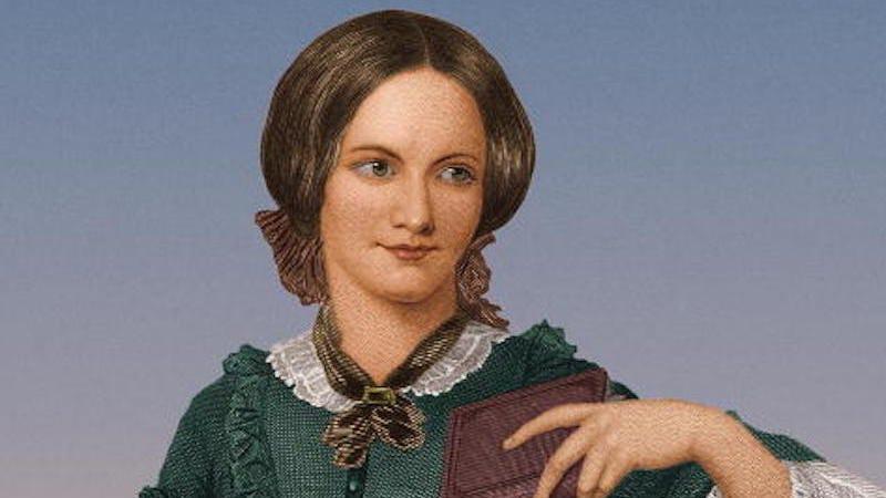 It's me, Charlotte Bronte.