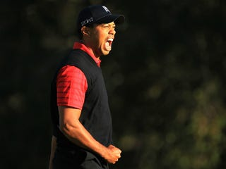 Tiger Woods (Robert Laberge/Getty Images Sport)