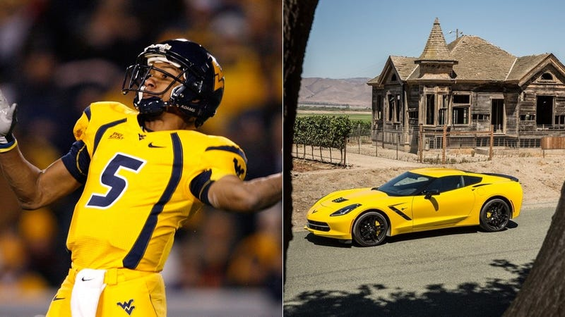 Illustration for article titled Quarterback Claims Alabama Offered Him A 'Vette To Play For Them