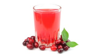 Illustration for article titled In The Fight Against UTIs, Cranberry Juice Is All You've Got