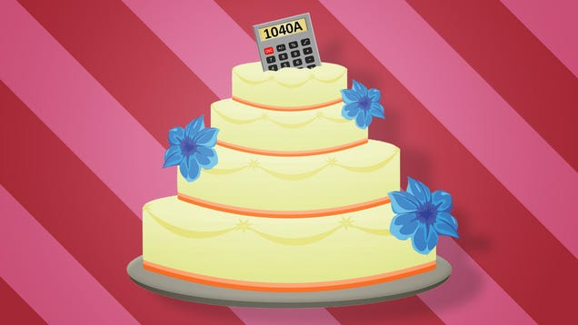 The Best Time To Get Married, Depending On Your Taxes