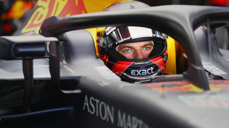 Max Verstappen at the Japanese Grand Prix.