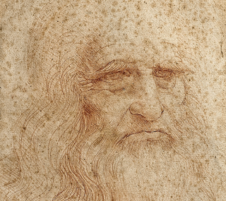 "Illustration for article titled The ""Mystical"" DaVinci Self-Portrait That Was Hidden From Hitler"