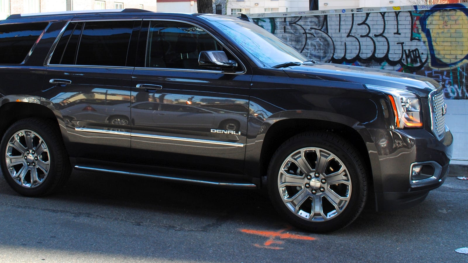 2016 GMC Yukon Denali: Will It Baby?