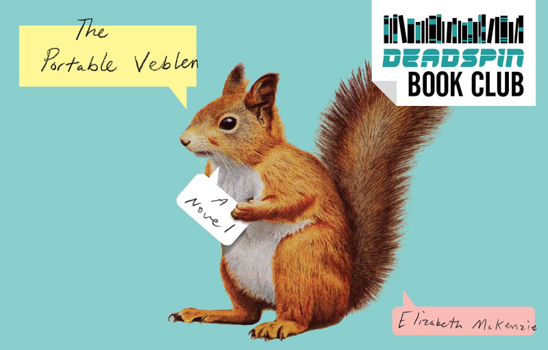 Illustration for article titled The Portable Veblen MixesUneasy Marital Comedy With Psychic Squirrels, As One Does