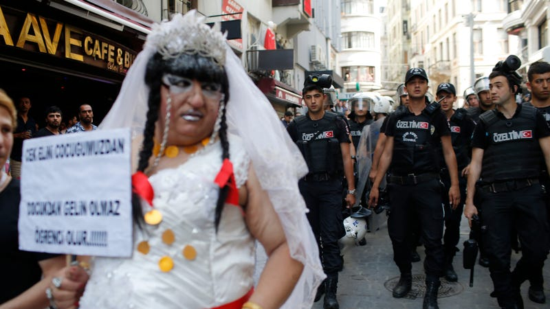 Turkish capital bans all LGBT-related cultural events