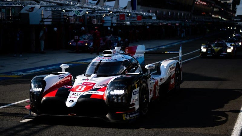 Weekend Motorsports Roundup: June 15-16, 2019