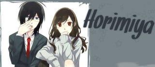 Illustration for article titled Horimiya Licensed By Yen Press