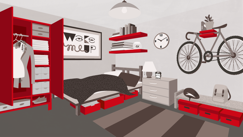 Illustration for article titled Ask the Designer Behind LifeEdited How to Maximize Your Small Space