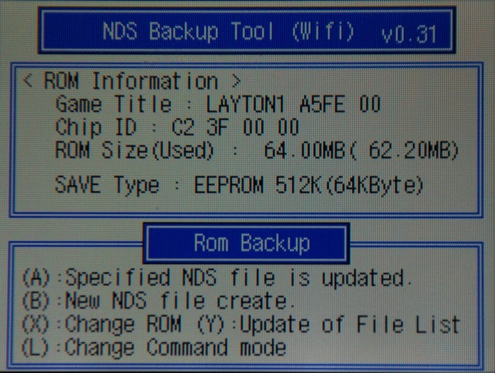 How to Hack Your Nintendo DS for Easy Backups and Single