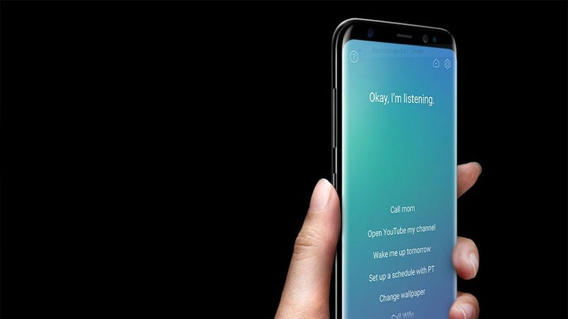 Samsung lets Galaxy S8 and Note 8 owners disable Bixby button