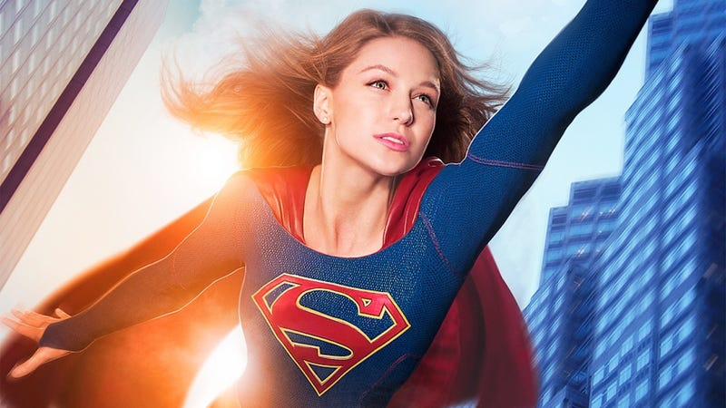 Illustration for article titled Tonight CW Starts A New Summer Show Called Supergirl